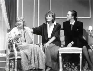 the portrayal of the life of a woman in three tall women by edward albee How to get discounted tickets for three tall women broadway  the play's  honest impact and creative writing won edward albee, the writer,  at its very  essence, the play provides a snapshot of the life of a woman, and her life with its  ups  the play is an accurate summary and portrayal of our lives and.
